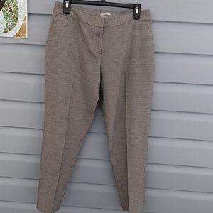Halogen taylor fit pants size 10